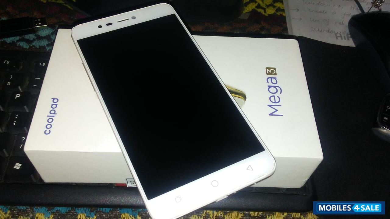 Used 2017 Coolpad mega 3 for sale in Hyderabad  ID is 100606