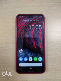 Black Nokia  6.1 plus