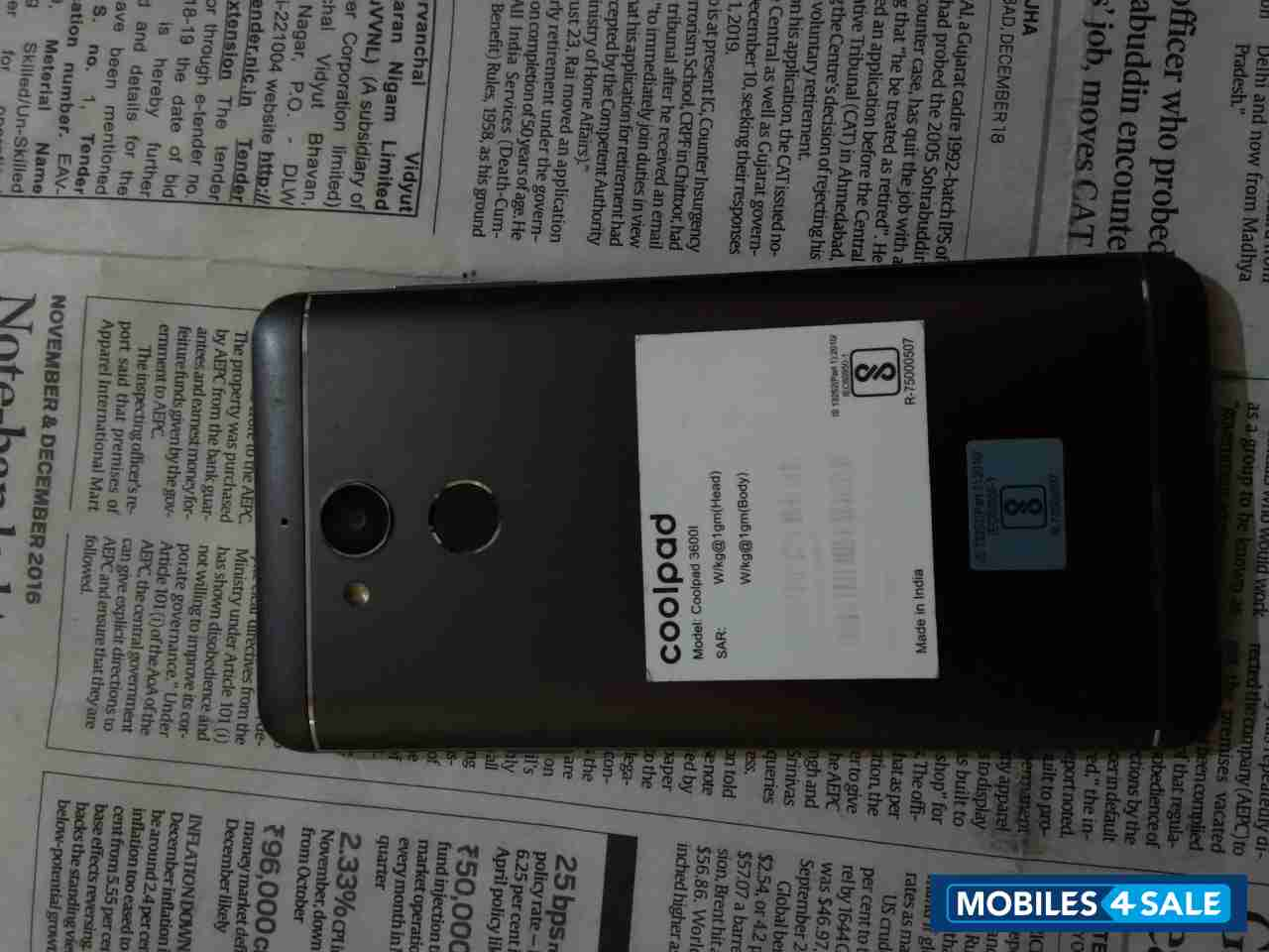 Used 2018 Coolpad note 5 for sale in New Delhi  ID is 101556
