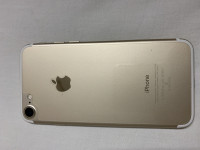 Gold Apple  I phone 7 128 GB GOLD COLOR