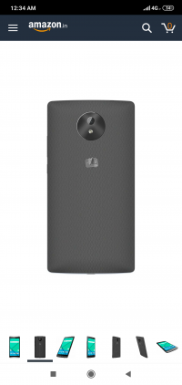 Micromax Canvas Mega 2