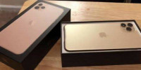 Apple  IPhone 11 pro Gold 64gb (Brand New)