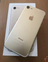 Gold Apple iPhone 7