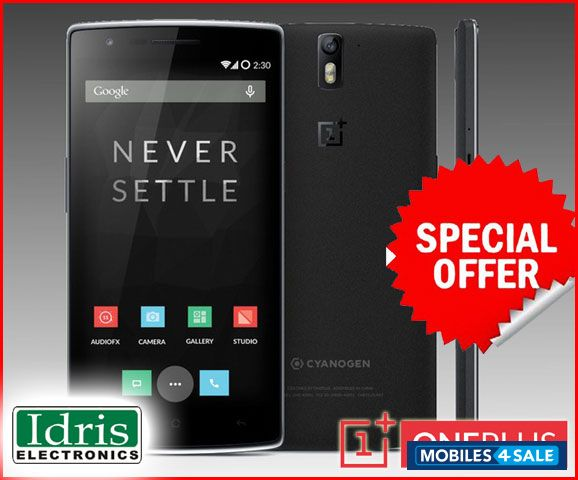 Used 2015 OnePlus One for sale in Raipur  ID is 61974 - Mobiles4Sale