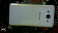White Samsung Galaxy Grand Prime 4G