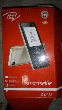 Black & Sky Itel SmartSelfie it5231