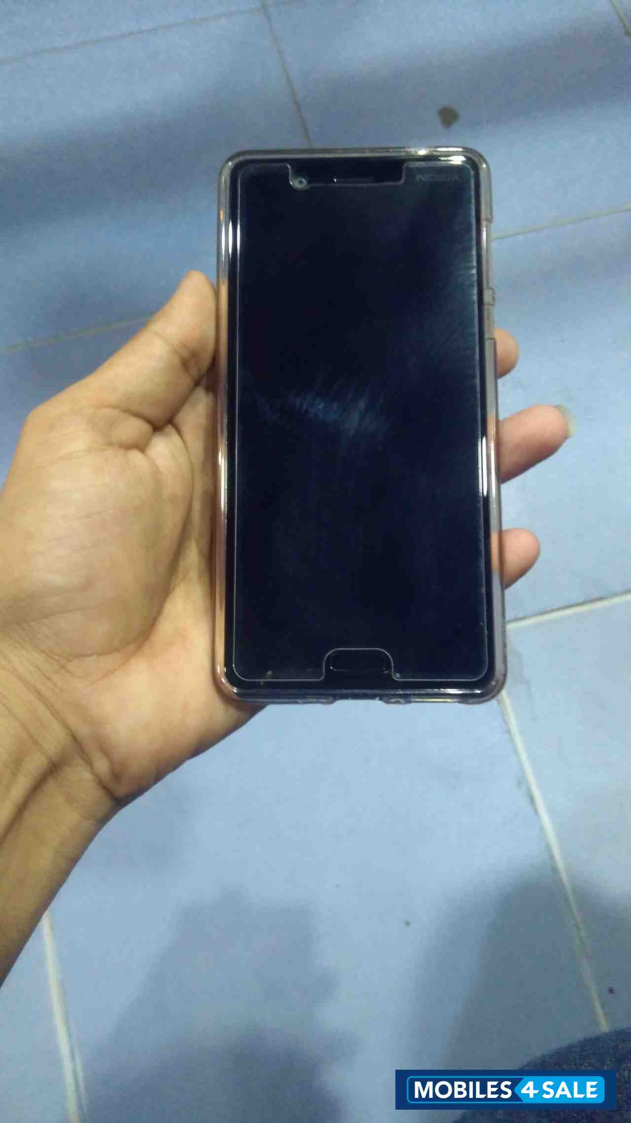 Tempered Blue Nokia 5