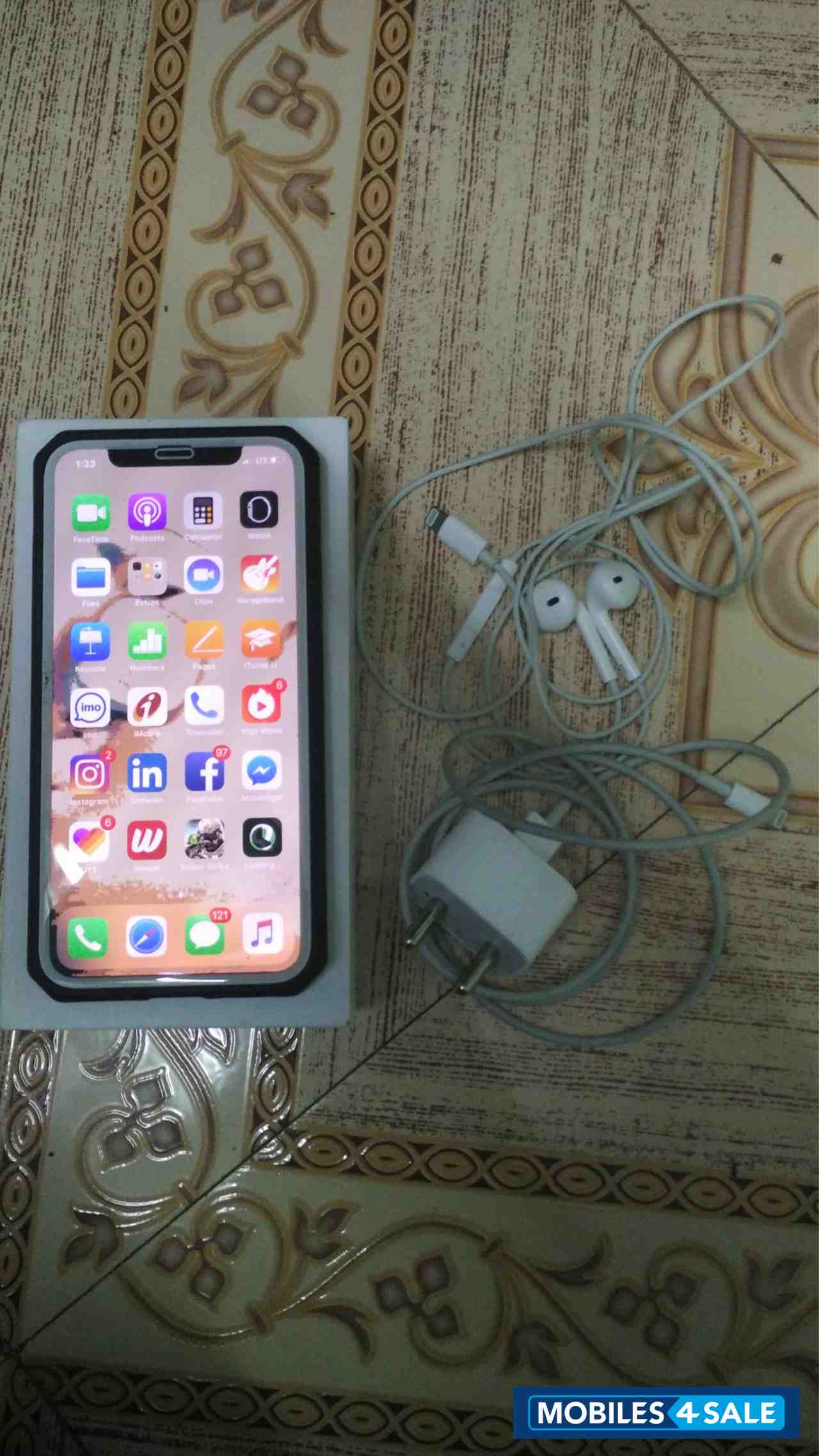 Apple  IPhoneX 256Gb