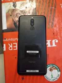Black Huawei Honor Honor9i
