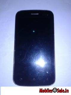 Black Micromax Canvas 2 A110