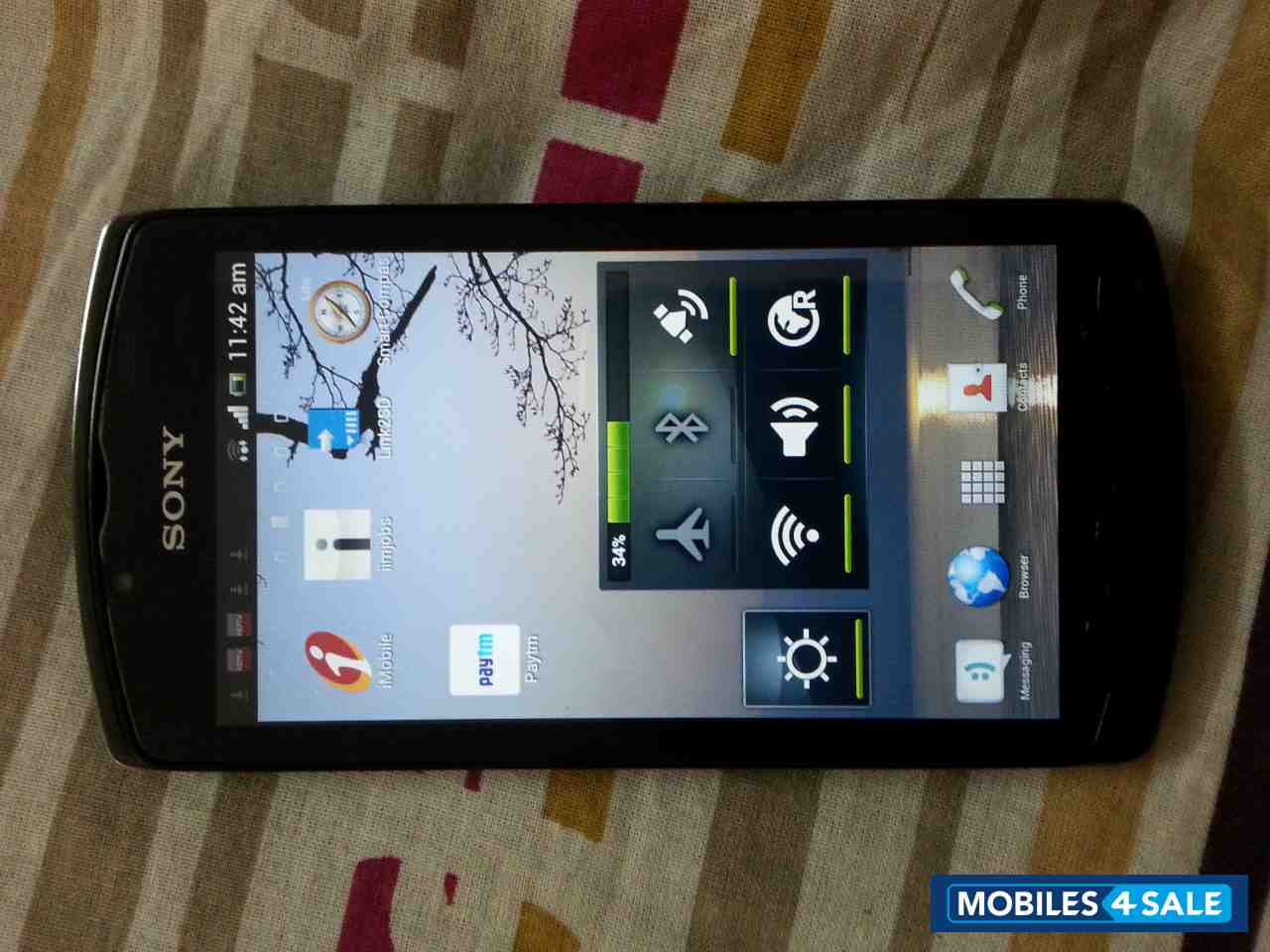 Black Sony Xperia neo L Photo 1  Album ID - 35856Xperia Neo L Black