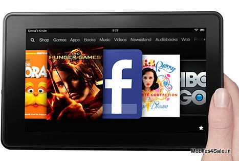 The Updated 7 inch Kindle Fire