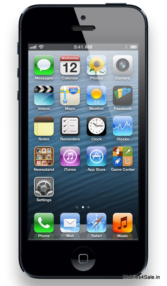 iPhone 5 Full Tech Spec