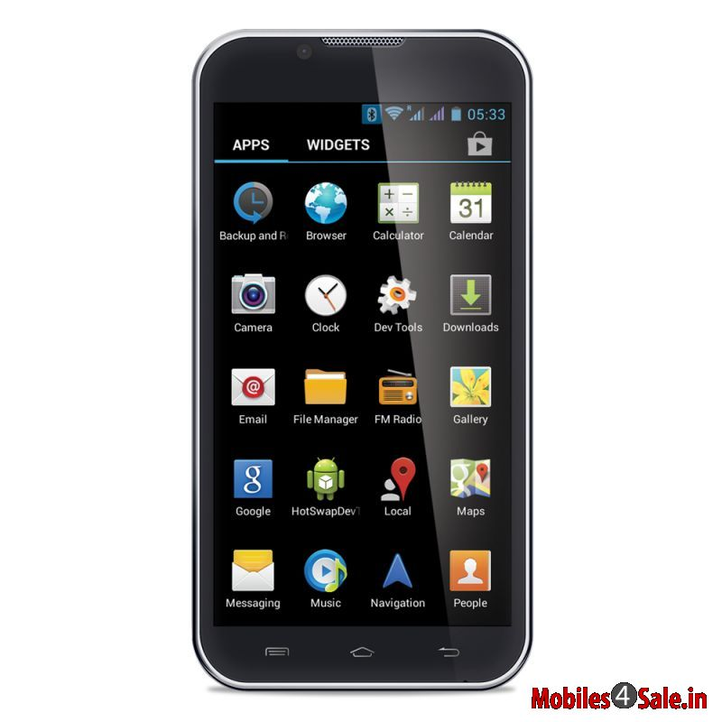Iball andi 5 e7 price specifications features for Decor 9 iball