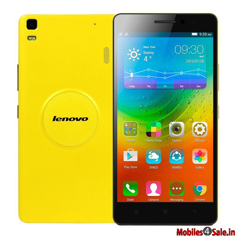 Lenovo K3 Note Rear Speakers