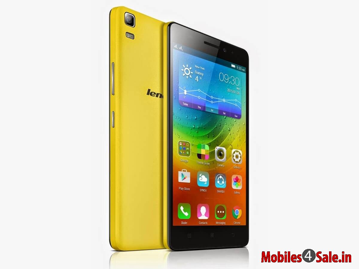 Lenovo K3 Note Display