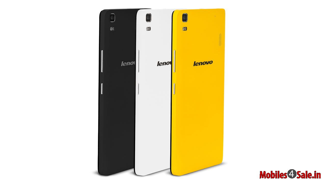 Lenovo K3 Note Color Variants