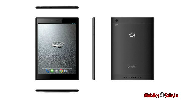 Micromax Canvas Breeze Tab P660