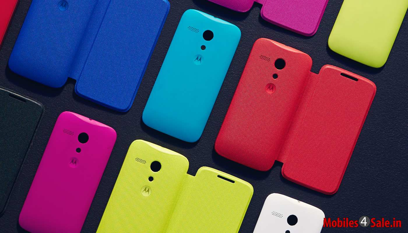 Moto G back covers