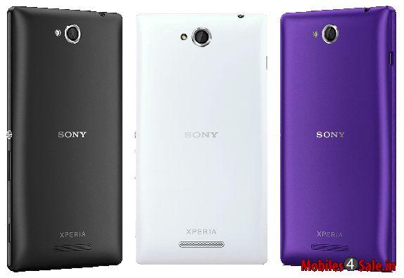Xperia C Price Sony Xperia C Spare Pa...