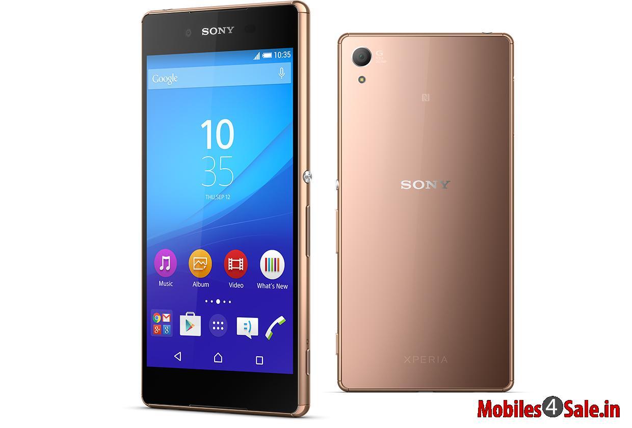 Sony Xperia Z3 Plus Design and Display