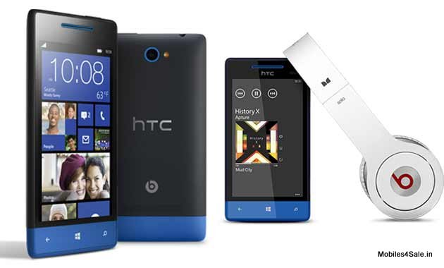 HTC 8S Windows Phone 8 Unveiled