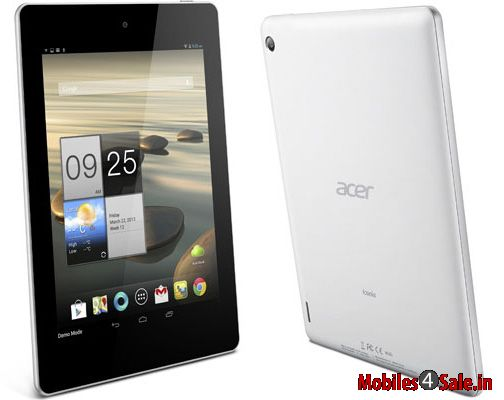 Acer Iconia A1 – 810 Leaked Picture