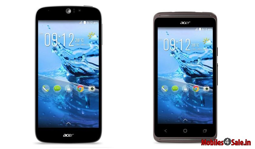 Acer Liquid Jade Z And Z410
