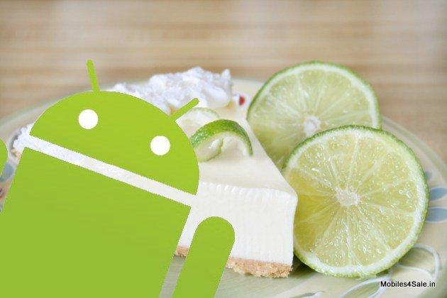 Android v4.2 Key Lime Pie
