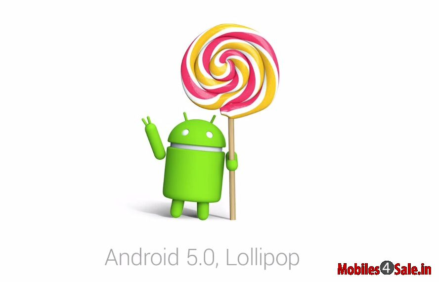 Android Lollipop 5 0