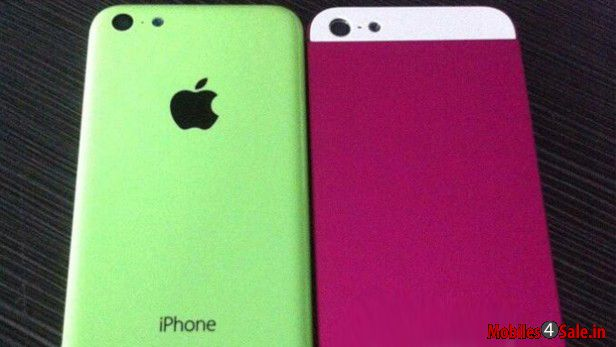 iPhone 5S and iPhone Lite 5C