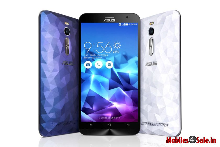 Asus Zenfone 2 Deluxe Color Variants