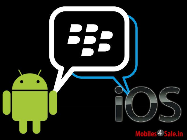 BBM to Android and iOS