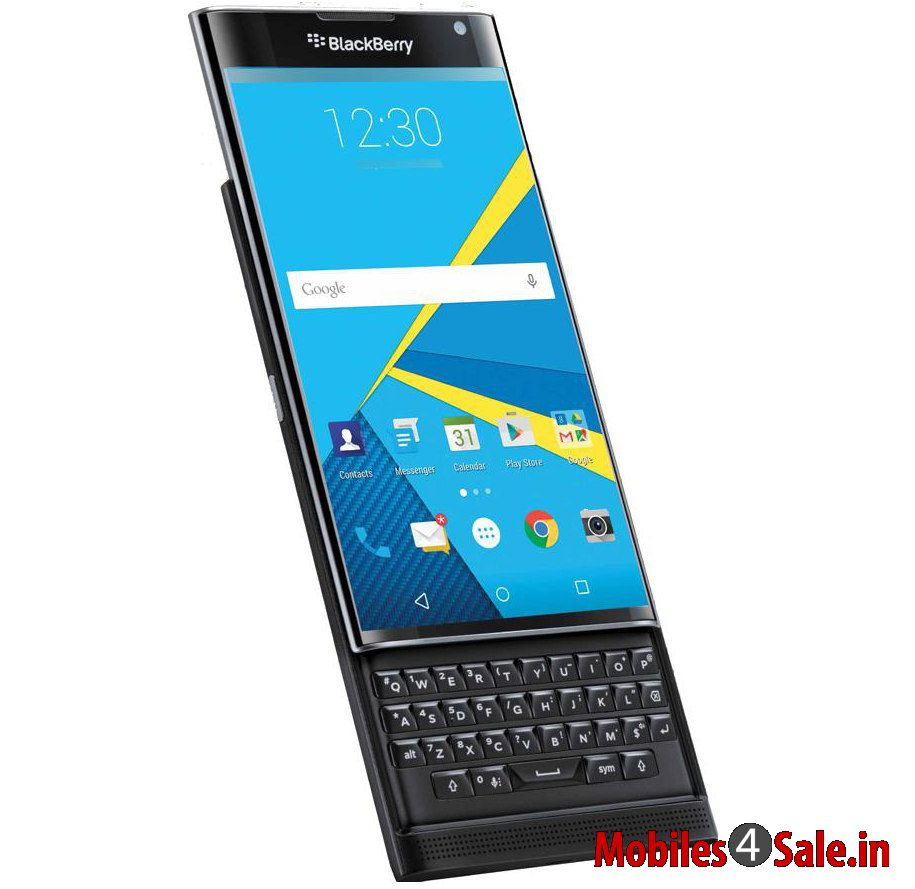 Blackberry Priv Android Display