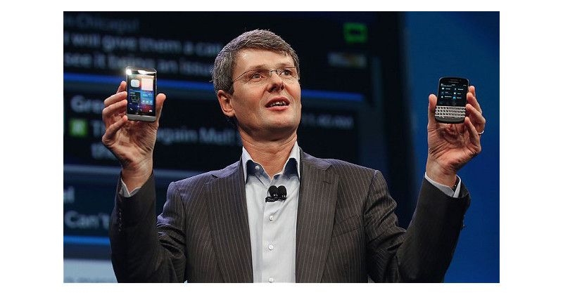 Blackberry Z10 Launch New