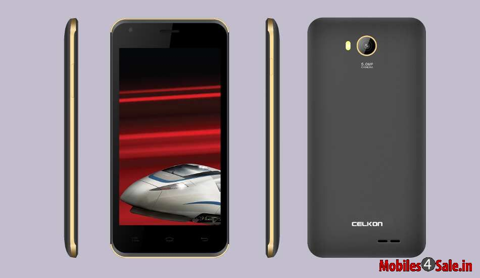 Celkon Millenia 2 Gb Xpress Various Angles