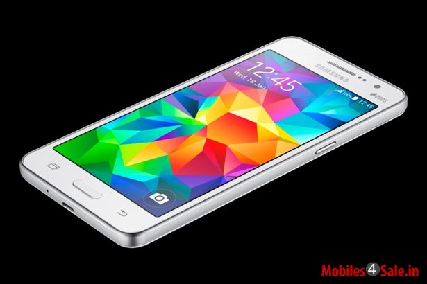 Galaxy Grand Prime Side View