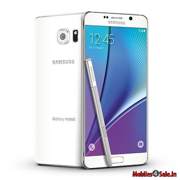 Galaxy Note 5 White