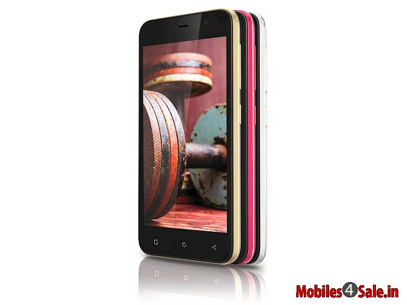 Gionee Pioneer P3s Colors