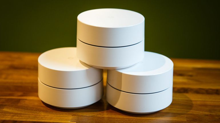 Google Mesh Routers