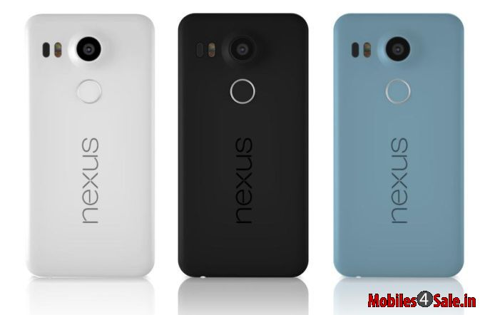 Google Nexus 5 Colors