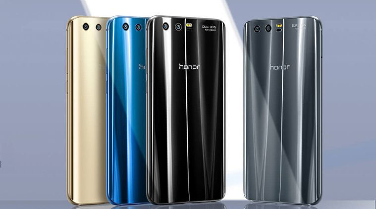 Honor 9 Colours