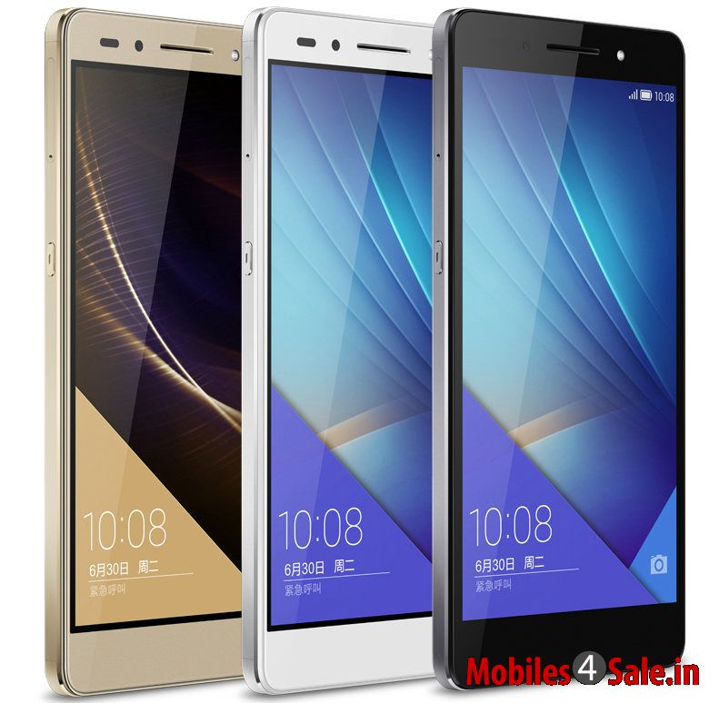 Huawei Honor 7 Colors