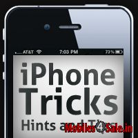 iPhone Tips and Tricks
