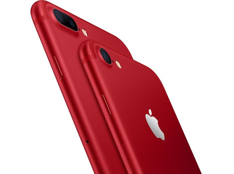 Iphone7 Product Red