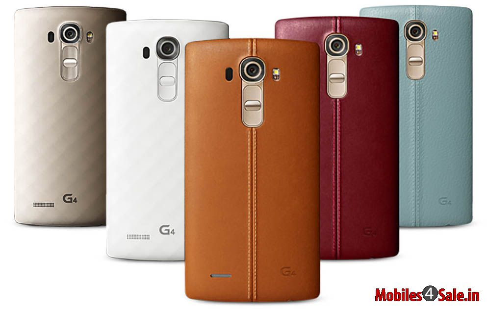 Lg G4 Colours Variants