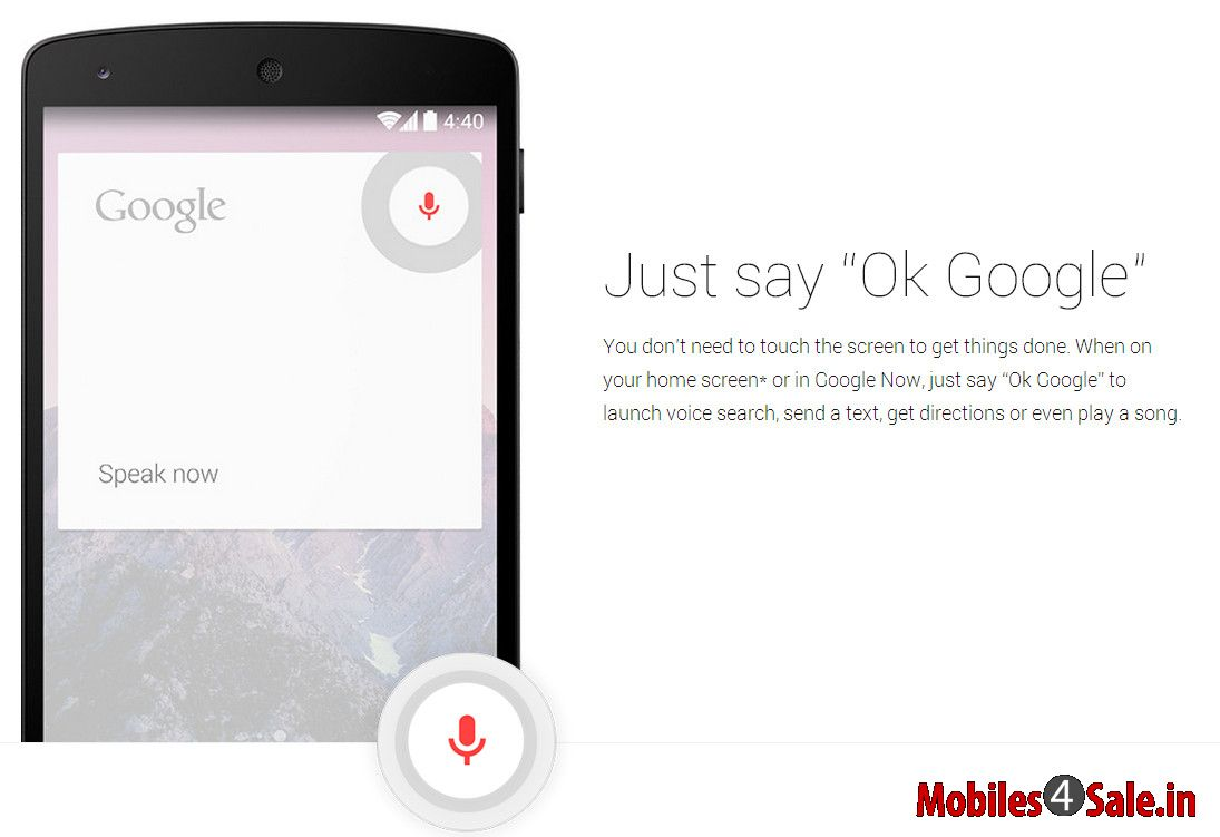 Life Made Easier Through Ok Google Voice Controls