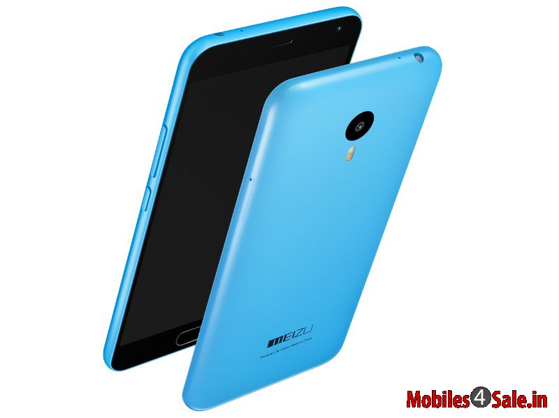 Meizu M2 Note Blue Color Variant