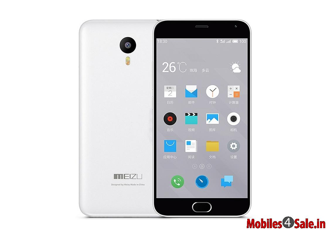 Meizu M2 Note With Flyme Os