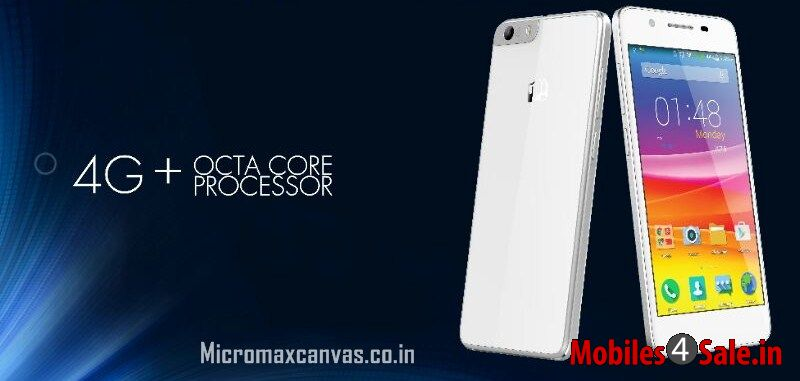 Micromax 4g Knight 2 Octa Core Processor